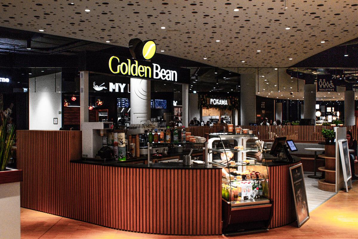 Golden Bean CLOCHE D'OR