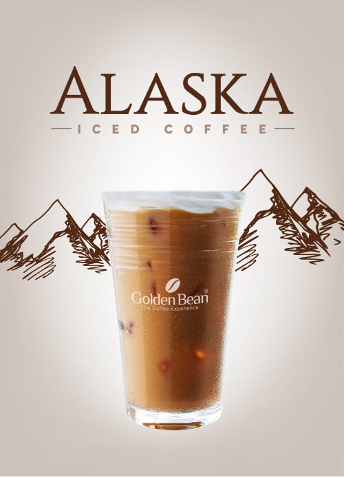 Alaska Iced Coffee